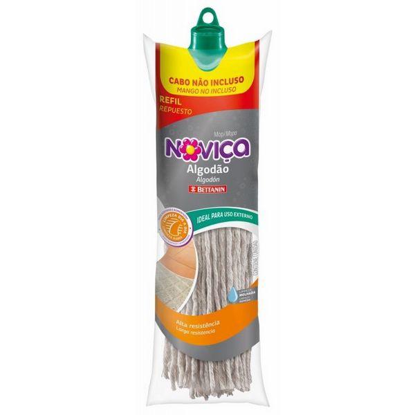 Mop zig-zag algodão refil