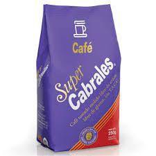 Café en grano molido super