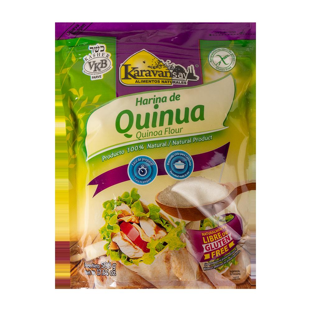 Harina quinua doy pack 500g