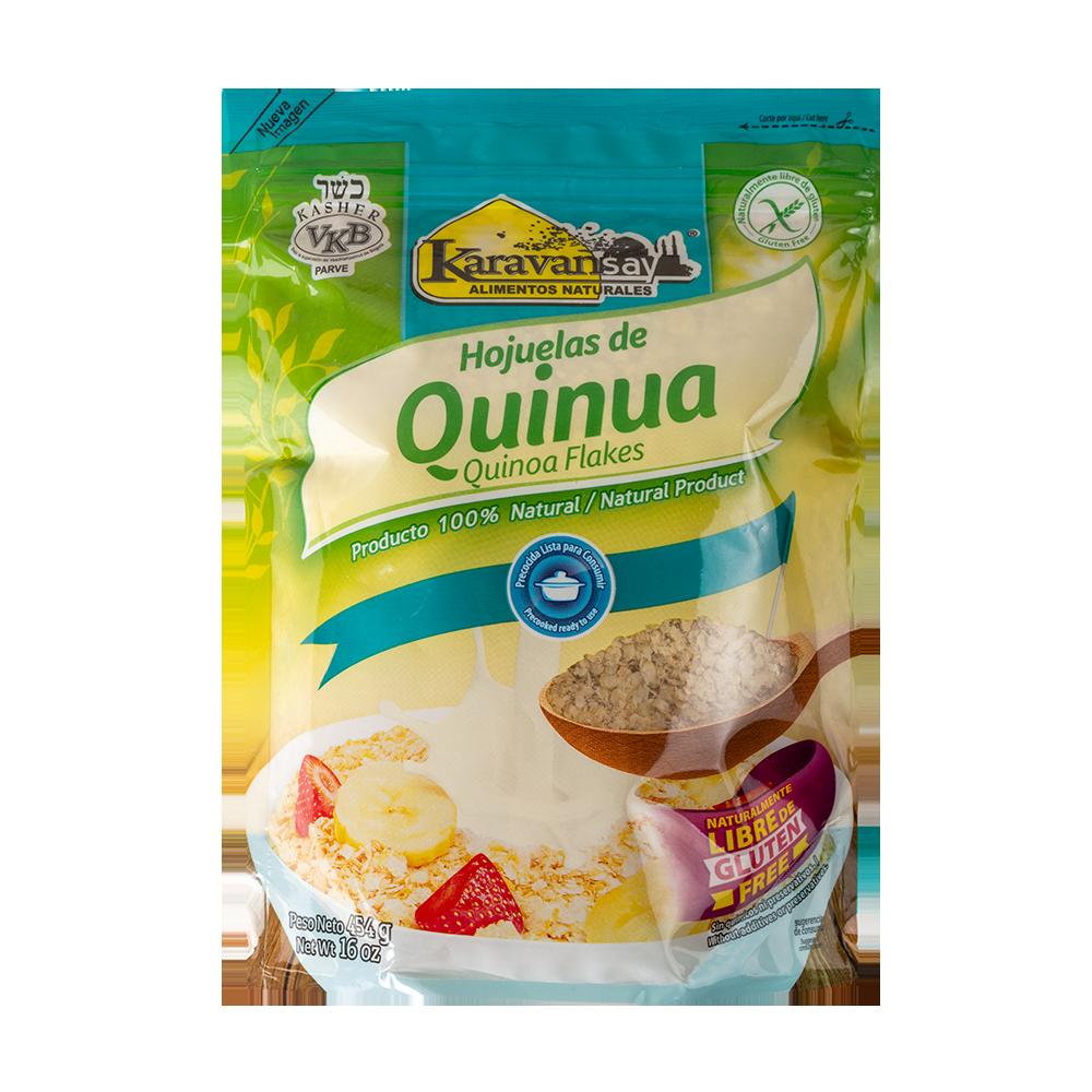Hojuela quinua 454g