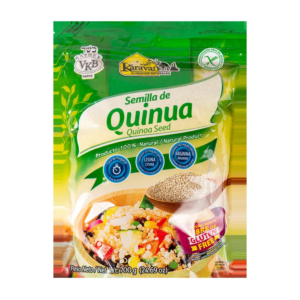 Quinua semilla 700g