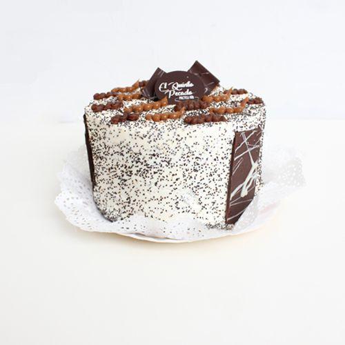Torta divina manjar castaña 5 personas