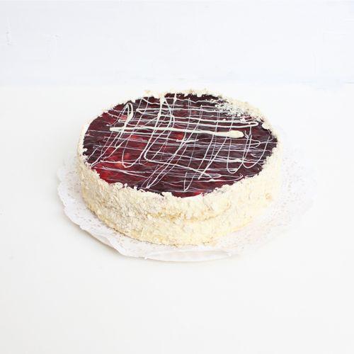 Torta hojarasca 4 sabores 10 personas