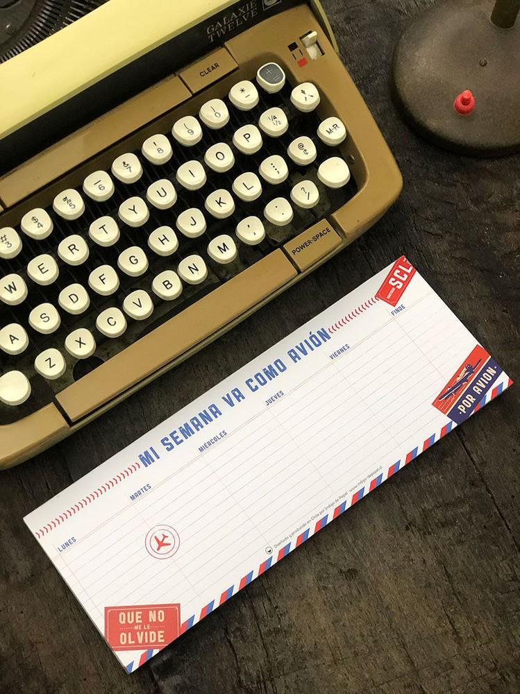 Organizador Escritorio S · Avion