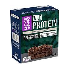 Barra de proteína vegana chocolate bitter