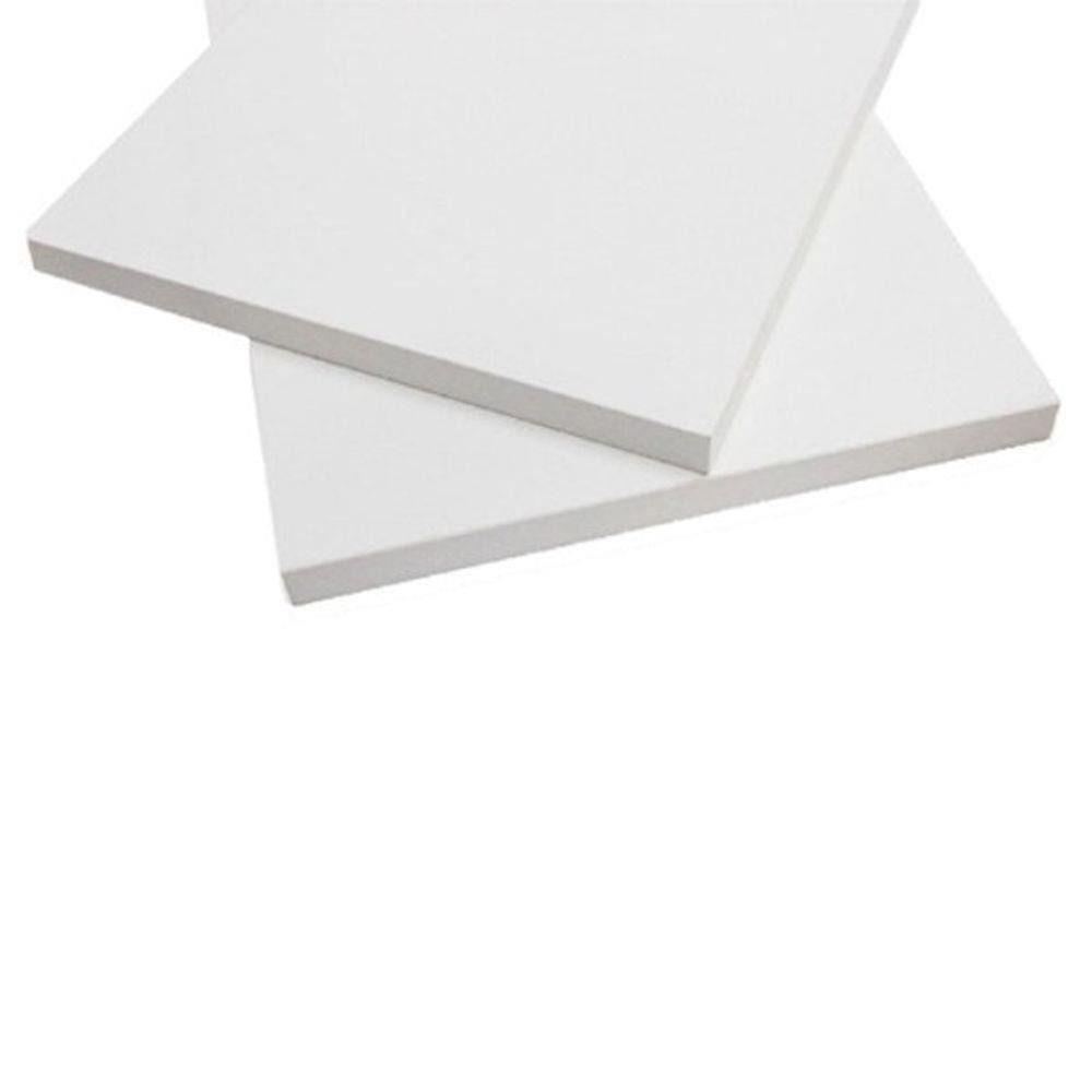 Prateleira firenze com suporte branco