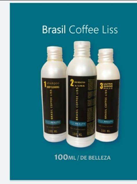 Brasil coffee liss alisado