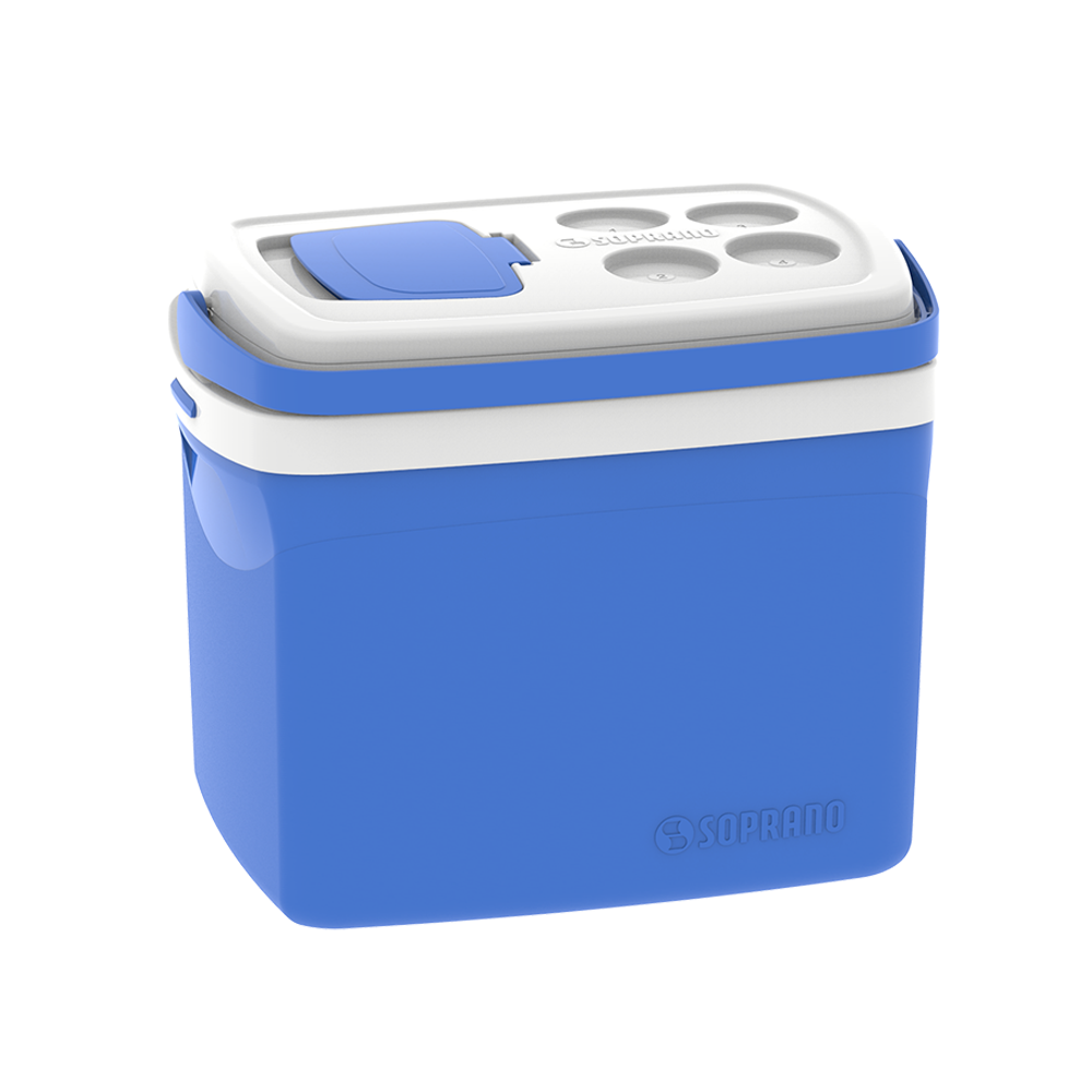 Caixa térmica plástica