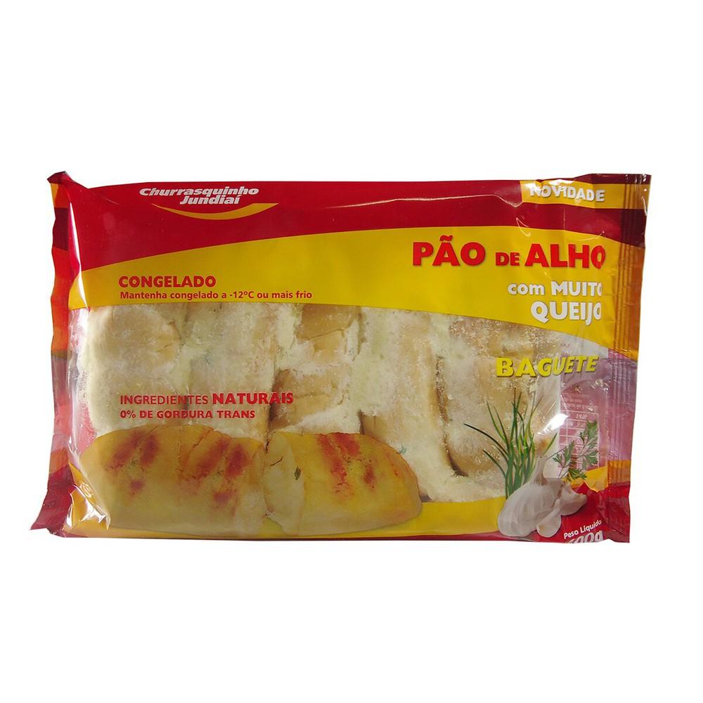 Pão de alho baguete