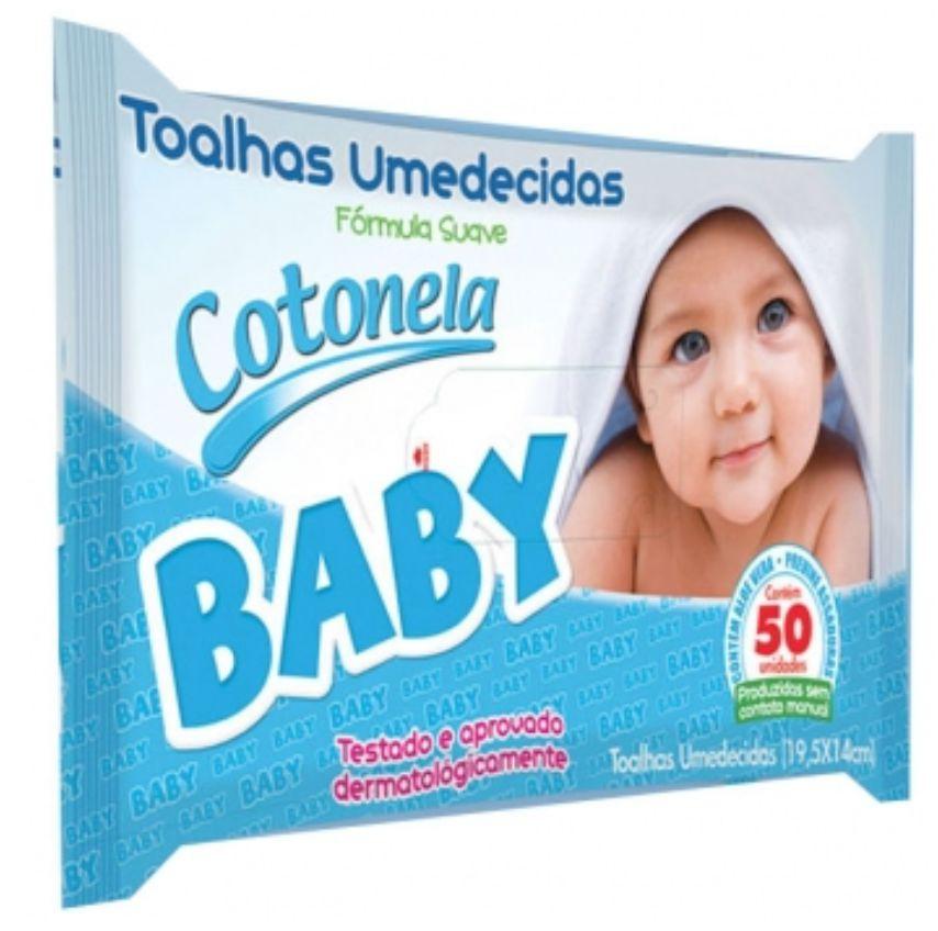 Toalhas umedecidas baby