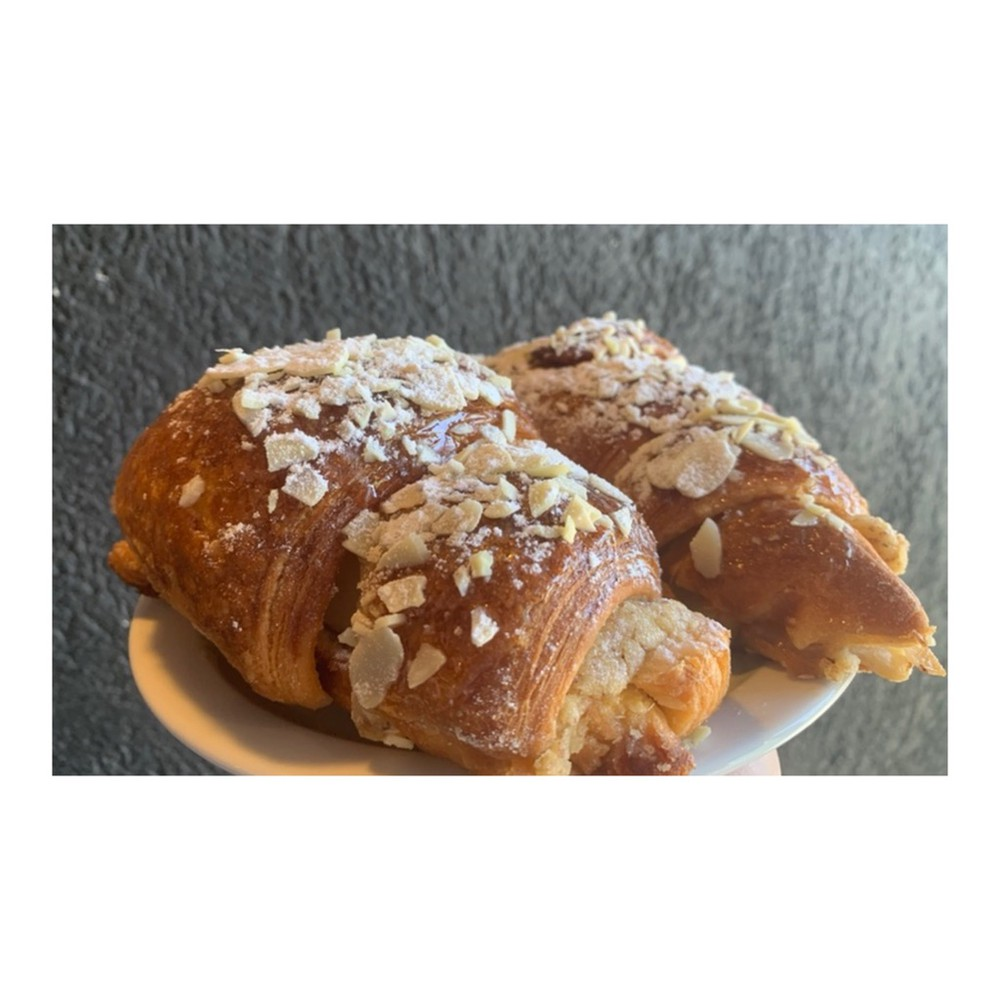 Croissant almendra 105g
