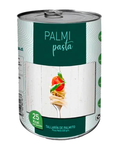 Tallarines de palmitos Lata de 400gr