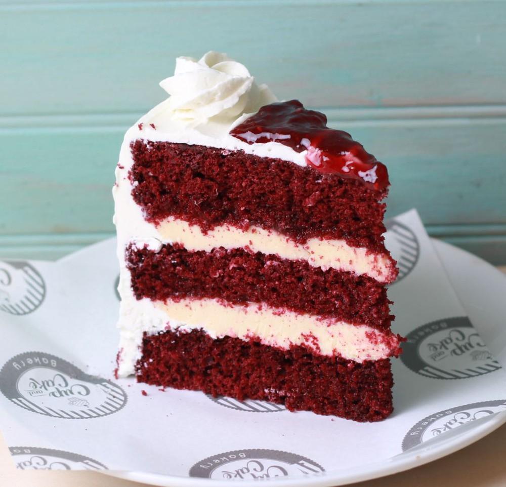Torta Red Velvet Trozo (1 persona)