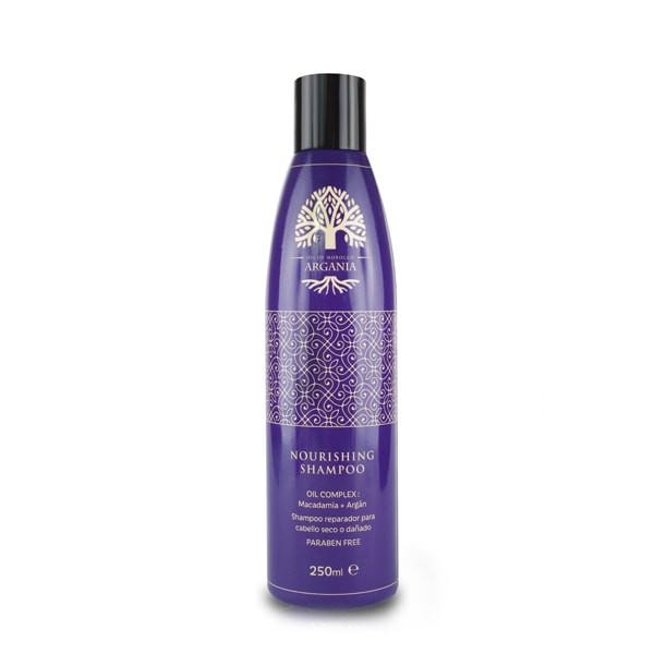 Argania shampoo