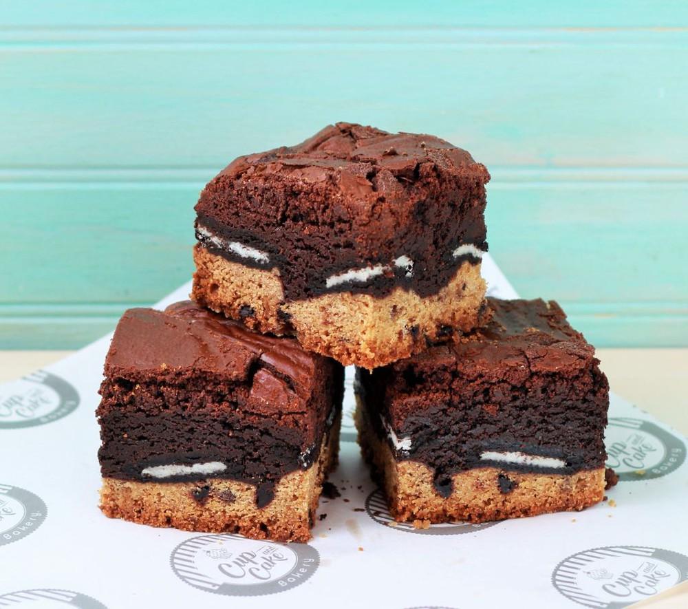 Slutty brownie 1 un