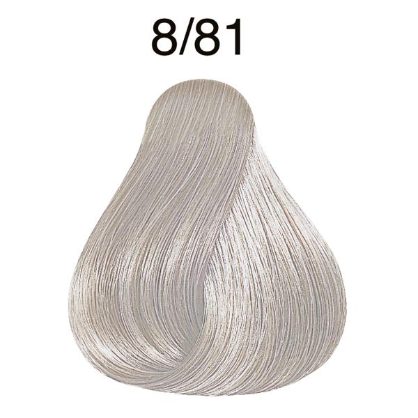 Color touch rich naturals naturals 8/81 rubio claro perla ceniza