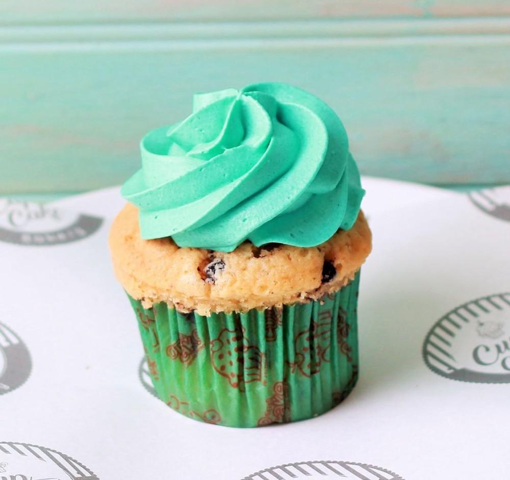 Cupcake Vainilla Chips Unidad (1 persona)