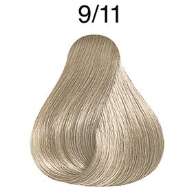 Color perfect rich naturals 9/11 rubio extra claro ceniza intenso