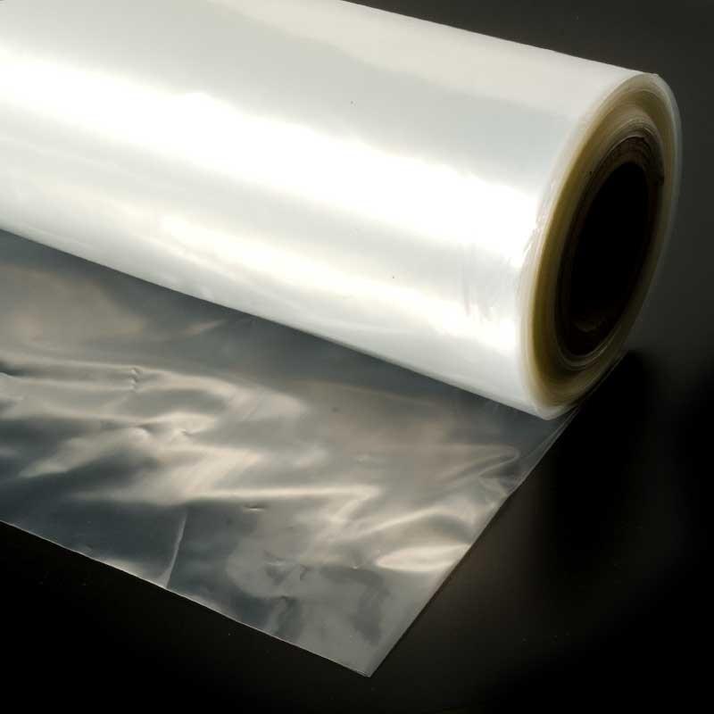 Manga polietileno transparente 0.10mm Metro lineal