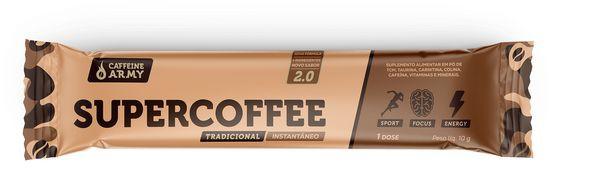 Café termogênico supercoffee 2.0 to go