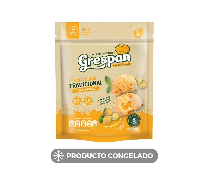 Pan de queso tradicional 400 grs