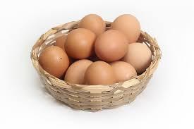 Huevos de campo 30 unidadades Bandeja de 30 unidades