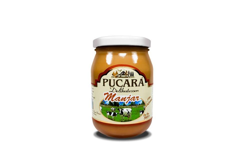 Manjar con Lúcuma Frasco 545 gramos