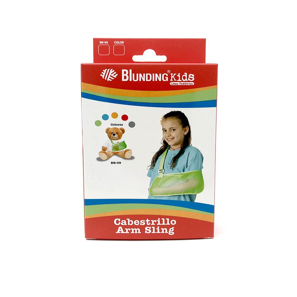 Cabestrillo Infantil Verde 8-10 Años