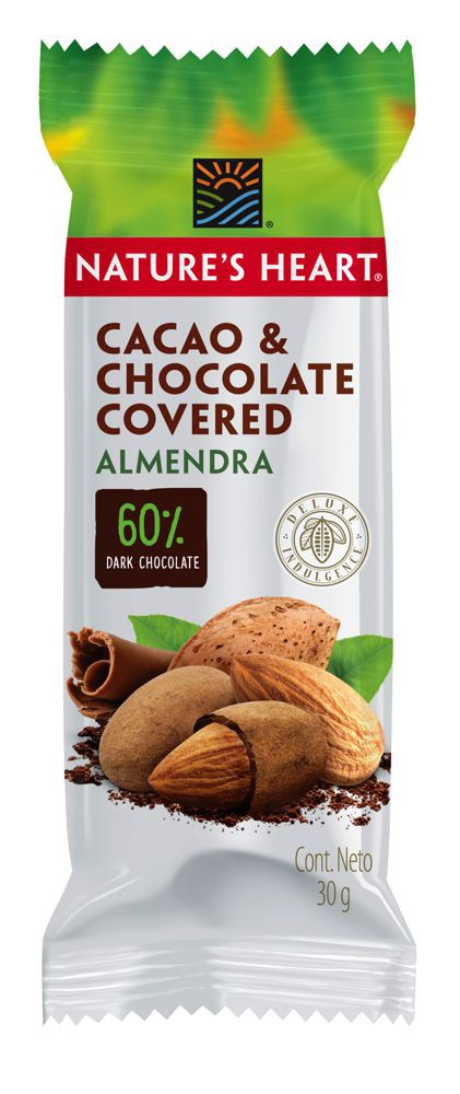 Almendra chocolate cover