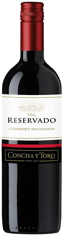 Vinho tinto chileno Reservado cabernet sauvignon