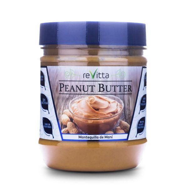 Mantequilla de maní peanut butter Tarro de 500 grs.