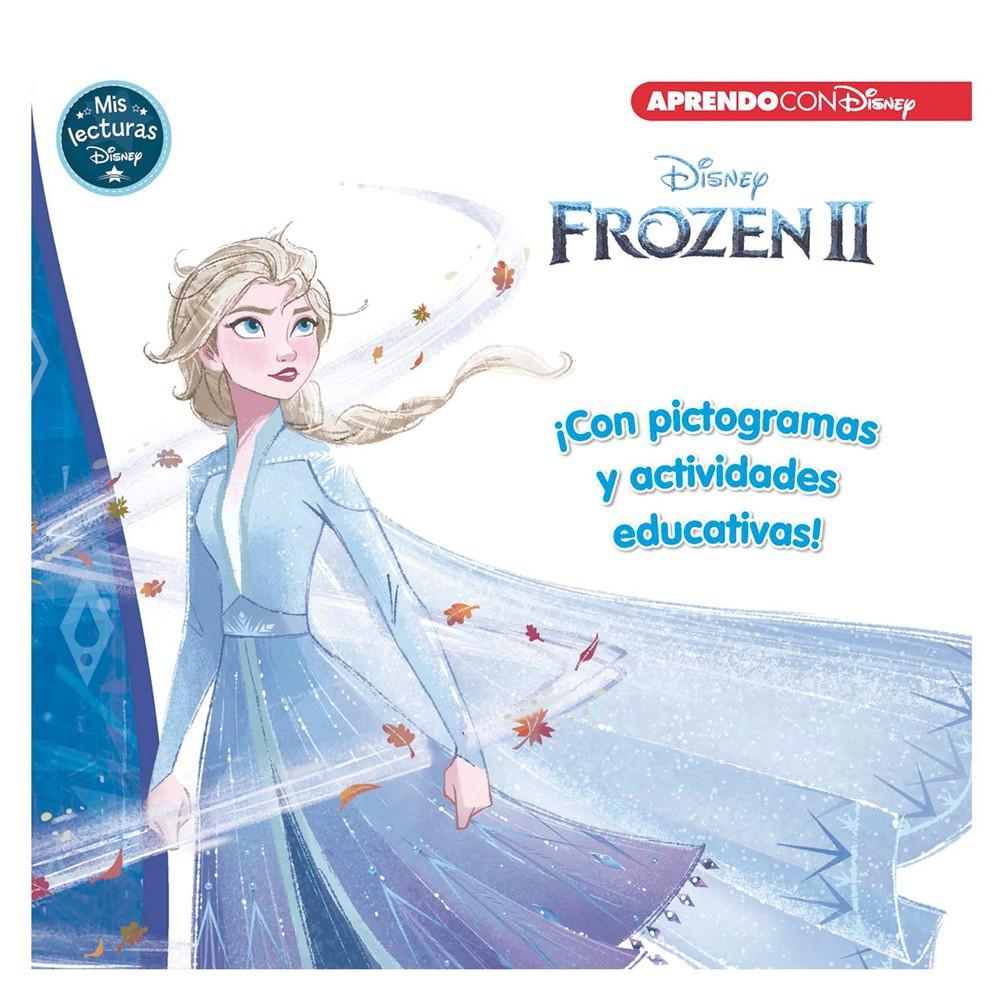 Frozen II mis lecturas con Disney