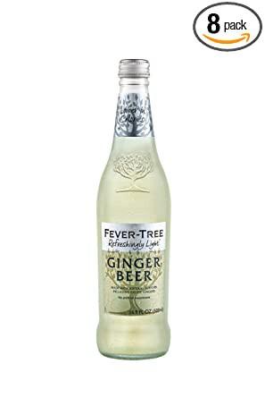 Fever tree ginger beer light 500 cc