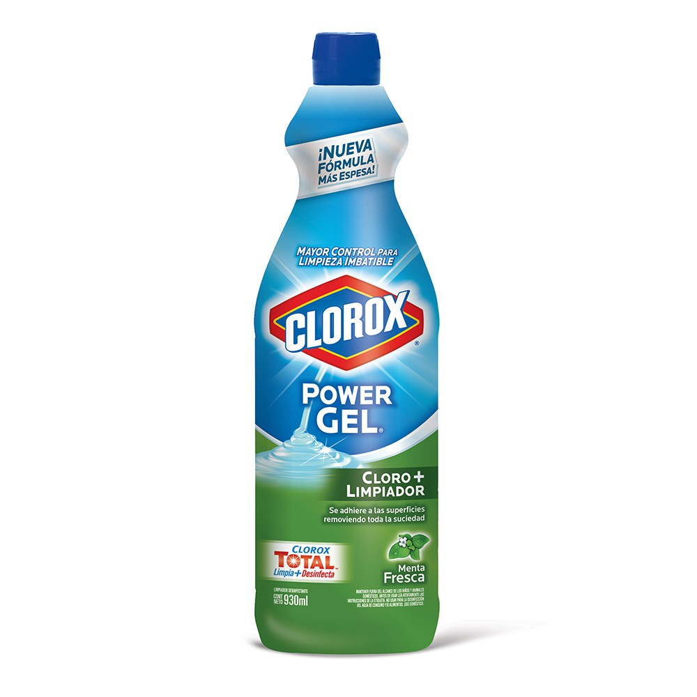 Blanqueador gel menta fresca