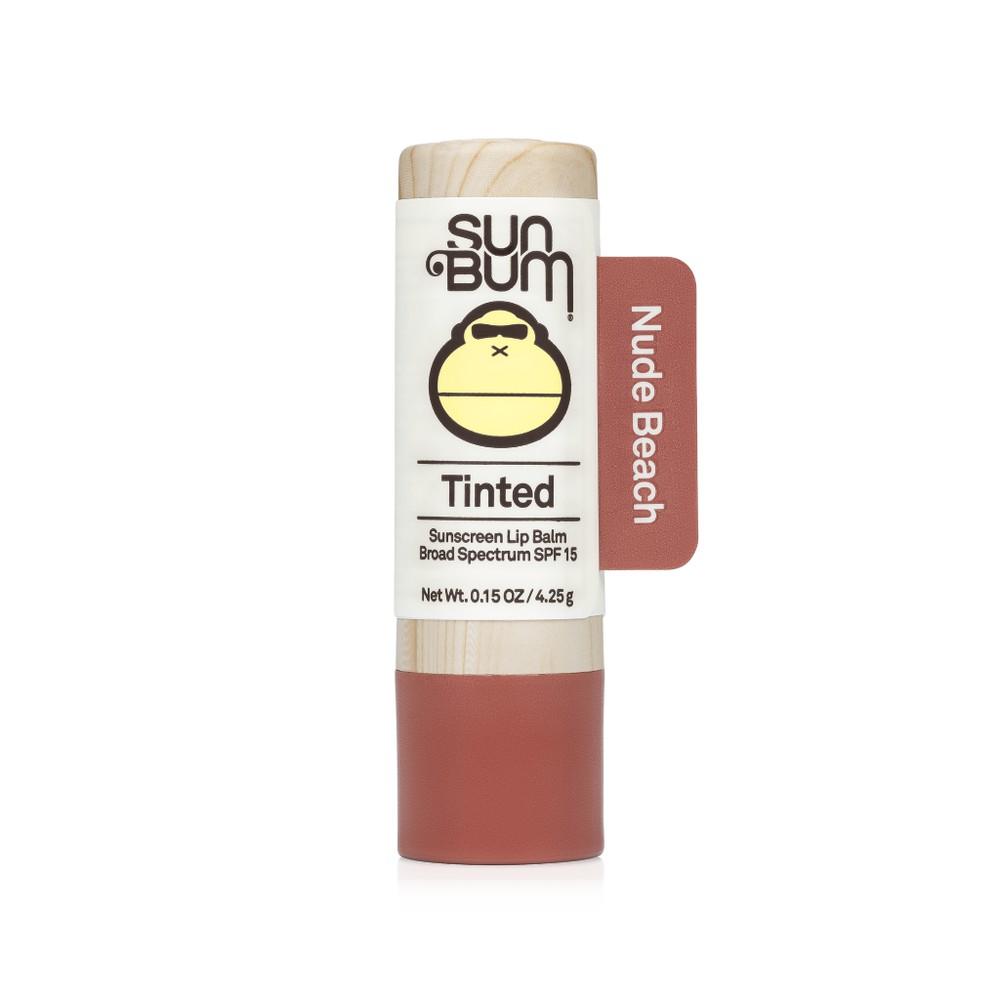 Bálsamo labial tinted lip nude beach