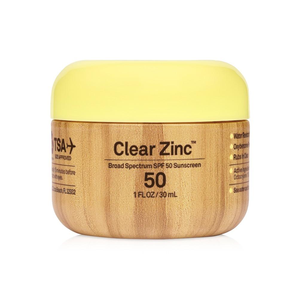 Bloqueador clear zinc 50