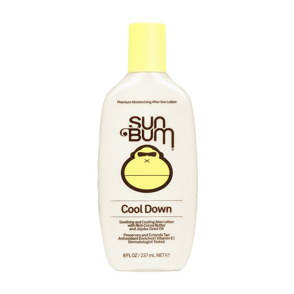 After sun cool down lotion