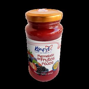 Mermelada de frutos rojos Frasco x 250gr