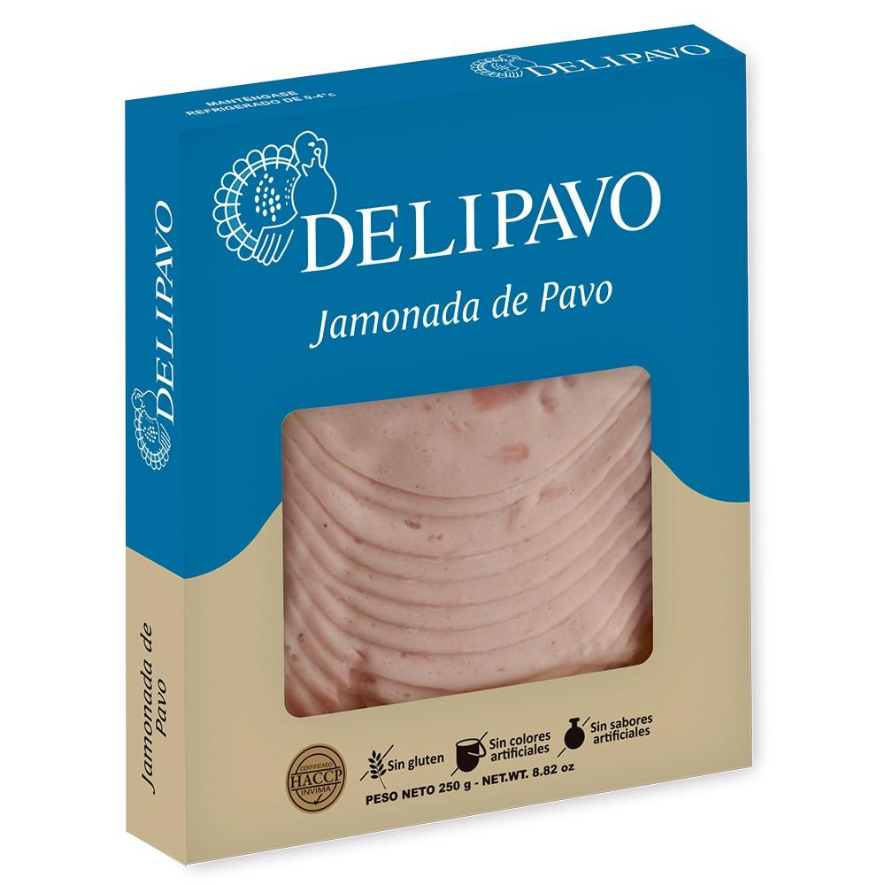 Jamonada de pavo 250 G