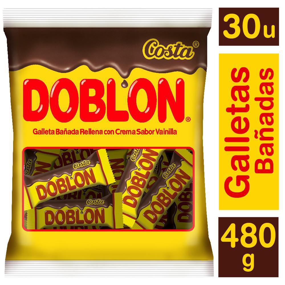 Galletas Doblón