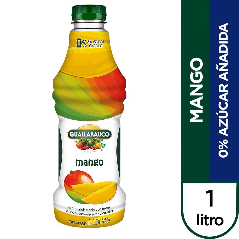 Nectar mango 0% sin azúcar añadida