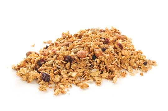 Granola antioxidante