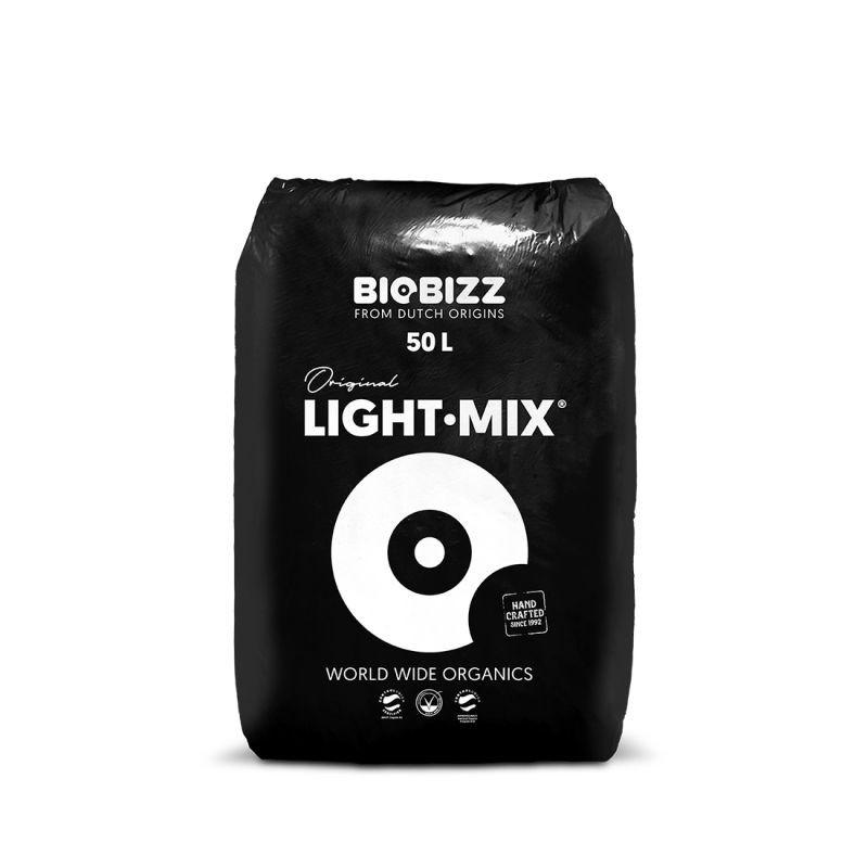Sustrato light mix Bolsa de 50 lt