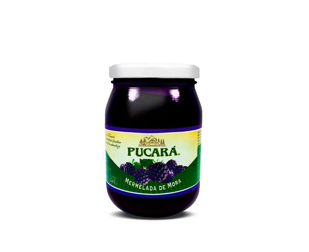 Mermelada de Mora Frasco 545 gramos