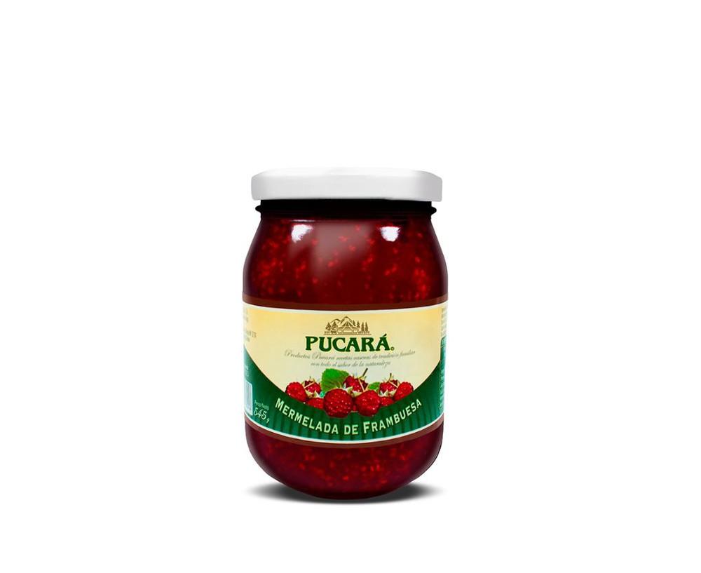 Mermelada de Frambuesa Frasco 545 gramos