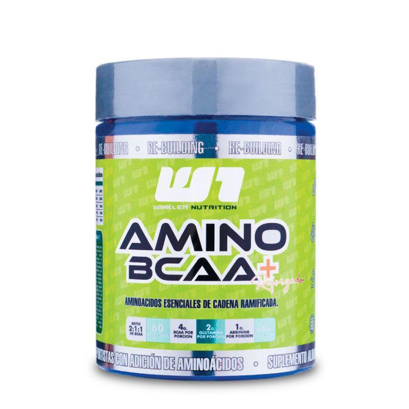Amino bcaa sabor limonada 600 g