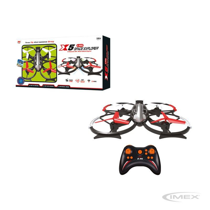 Dron a control remoto Uni