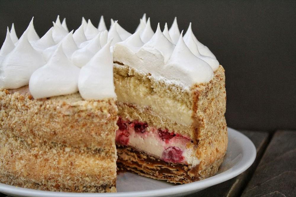 Torta Wenger (10 personas)(libre de azúcar) Unidad
