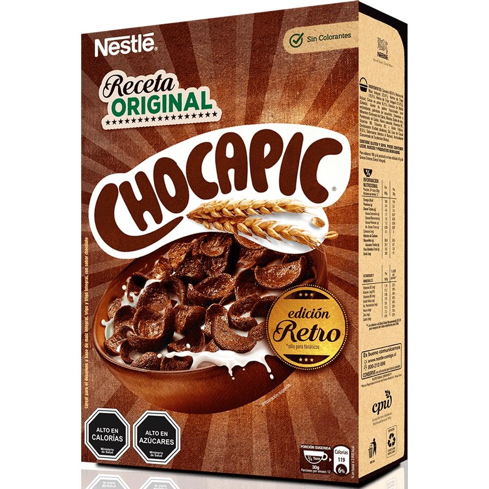 Cereal receta original