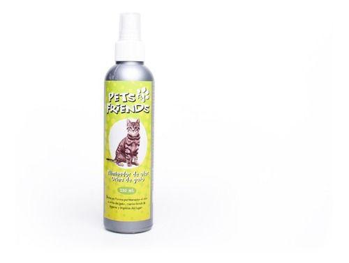 Eliminador de olor orina de gato